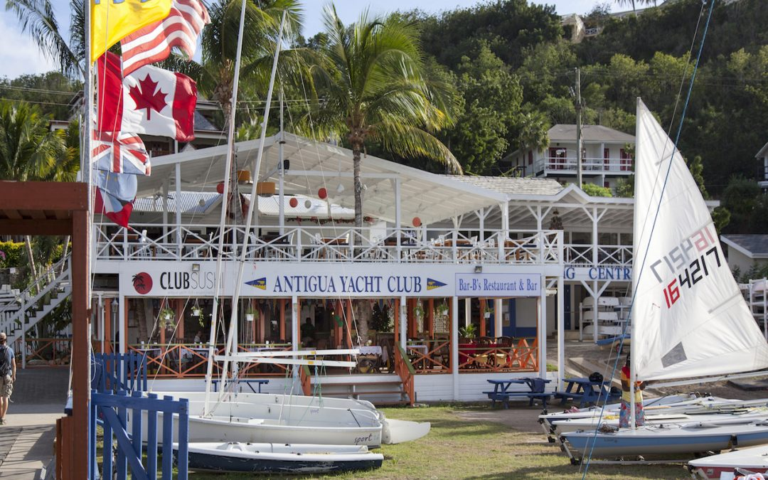 Top 10 Reasons to join a Yacht Club such as AYC.