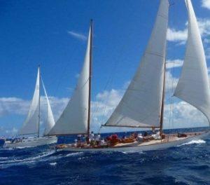Yachts Racing