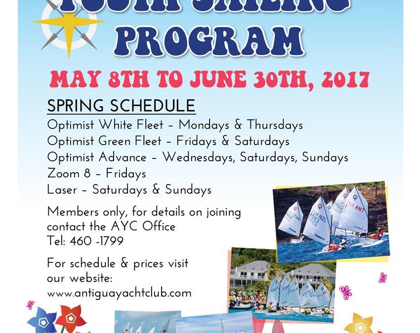 Spring Semester – Dinghy Program